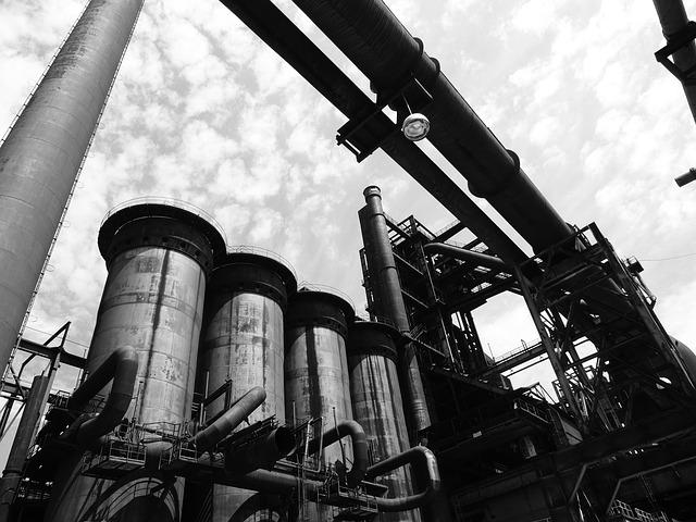 továrna železárny