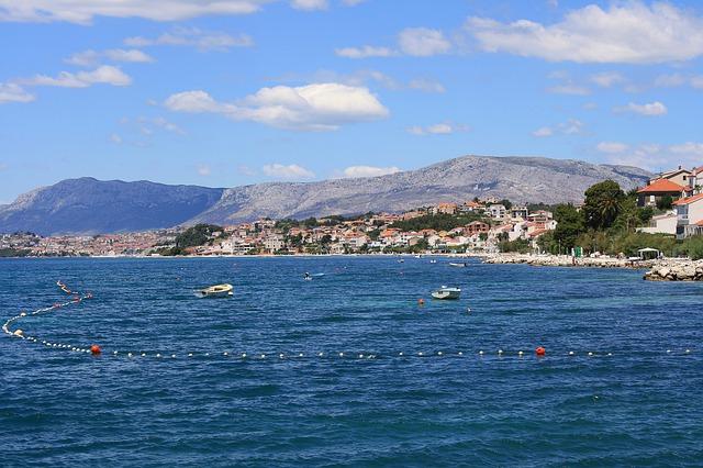 moře a město